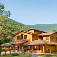 Create Your Own Personal Getaway at This Secluded Catskills Nature Resort and Healing Spa