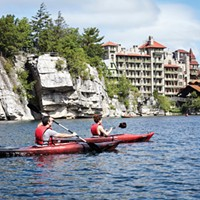 Hotel Spotlight: Mohonk Mountain House