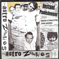 Album Review: Astro-Zombies | Instant Punishment The Robot Brain vs. Hitler's Corpse