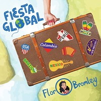 Album Review: Flor Bromley | Fiesta Global