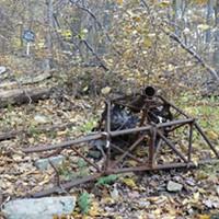Parting Shot: The Remains of Captain Dixie Kiefer's Plane | November 2020