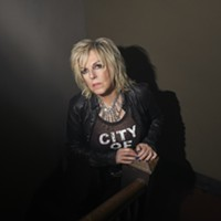 Right in Time: A Q&A with Lucinda Williams