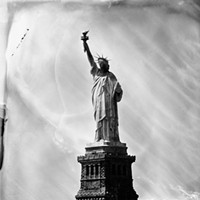 On the Cover: Jill Enfield Photographs Lady Liberty | December 2020