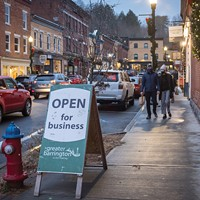 Great Barrington: Holding Fast Amid the Pandemic