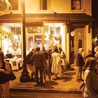 2econd Saturday: Hudson Gallery Crawl