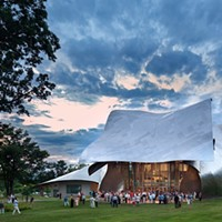 Fisher Center at Bard