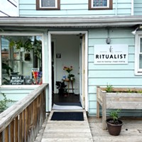 Ritualist: New Paltz's Site for Spirituality, Wellness, and Witchcraft