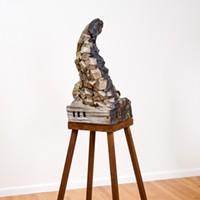 Art Review: Tony Moore's Ceramic Sculptures at Kleinert/James Art Center