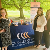 Supporting the Orange County Small Business Community
