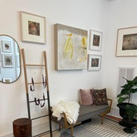 Pinkwater Gallery: A Curated Collection of Local Artwork Designed to Be at Home in Yours