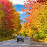 Peeping a Different Kind of Leaf: The Joys Of Fall In the Berkshires Pair Perfectly with Cannabis