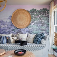 Creativity Meets Affordable Housing in the 2021 Kingston Design Showhouse
