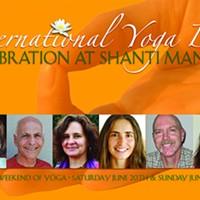 Celebrate International Yoga Day