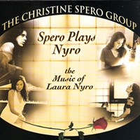 "CD Review: Christine Spero's ""Spero Plays Nyro"""