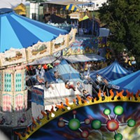 The Dutchess County Fair From August 25 to 30