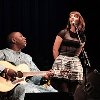 Vieux Farka Toure and Julia Easterlin