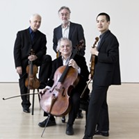 Juiliard String Quartet at Howland Chamber Music Circle