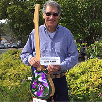 Woodstock Guitar Sculpture Auction This Sunday