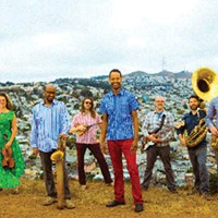 Debo Band Performs at Bard on November 19