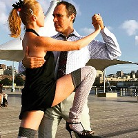 Zen of Tango with Carina Moeller