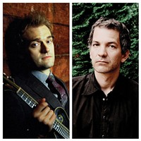 Brad Mehldau and Chris Thile at The Falcon
