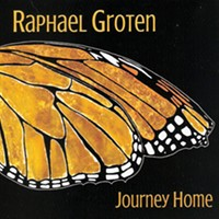 "CD Review: Raphael Groten's ""Journey Home"""