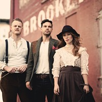 The Lone Bellow Blows in for Midnight Ramble