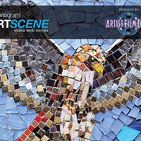 Art Scene TV Episode 15: Grey Ivor Morris