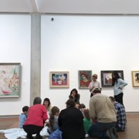 Storytime in the Museum