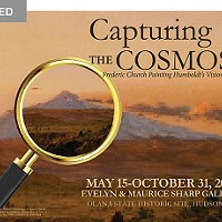 Capturing the Cosmos: Frederic Church Painting Humboldt's Vision of Nature