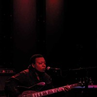 Meshell Ndegeocello Among Artists at Big Indian Event