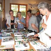 Catskill Interpretive Center Book Fair