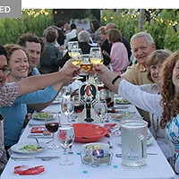 Millbrook Winery's Summer Solstice Vineyard Dinner Lobster Bake!
