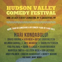 Hudson Valley Comedy Festival Comes to Town