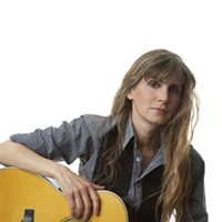 Rory Block Performs in Tannnersville