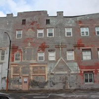 Garden Street Mural Restoration