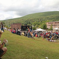 FreshGrass at MassMoCA