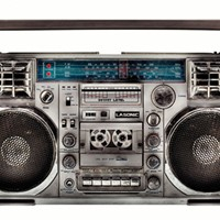 Boomboxes Are Booming