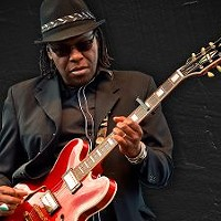 Joe Louis Walker Jams in Marlborough for Monday Residency
