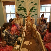 Sunflower Art Studios' Classes