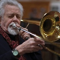 Jazz Giant Roswell Rudd Raps it Up on New Track