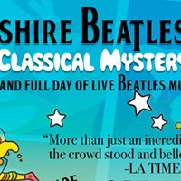 The First Berkshire BEATLES Bash
