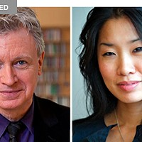 Robert Polito + Tina Chang: No Walls Here: Writing and Art along the Edges, Borders, and Margins