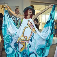 Patricia Field's ArtFashion Shows