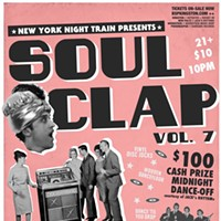 Soul Clap Gets Down in Kingston on Saturday