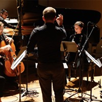 Switch Ensemble Performs New Music by Bard Composers