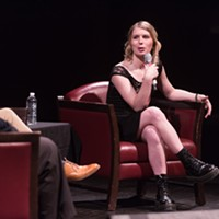 The Duality of Chelsea Manning: In the Spotlight at Bard