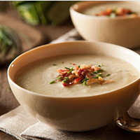 Recipe: Irish Cheddar Brown Ale Soup