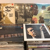 Rocket Number Nine: Records in Uptown Kingston