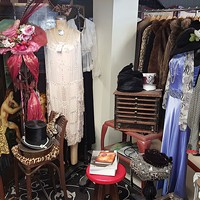 Out of the Closet: Vintage Clothing in Tannersville